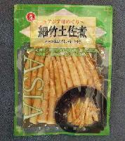 Seasoned bamboo shoot