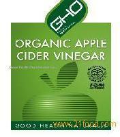 GhO Organic  Apple   Cider   Vinegar