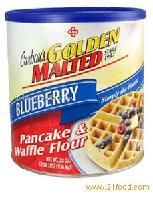 Carbon's Golden Malted Blueberry Pancake & Waffle Flour