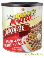 Carbon's Golden Malted Chocolate Pancake & Waffle Flour