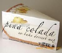 Delectable Pina Colada Dessert Mix