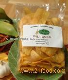 Chili Garlic Plantain Chips2