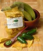 Jalapeno Plantain Chips