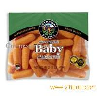 Baby Carrots Snack Food Products United States Baby