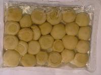 Boiled Champignon mushroom