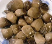 Salted Straw mushroom