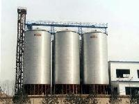 HOPPER BOTTOM STEEL SILO