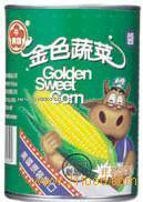 Golden Sweet Corn/Cream Style Corn