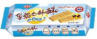 Egg milk crisp biscuits