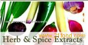 herb and spice extracts