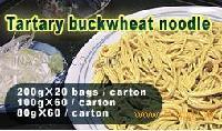 Tartary buckwheat noodle