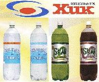 Mineral Water and Soft Drinks made with Mineral Water