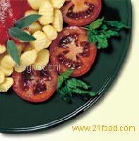 Potato and egg gnocchi