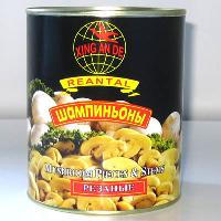 canned mushrooms piece and stem 850ml