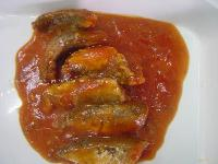 canned mackerel in tomato sauce,