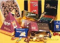 truffles pralines chocolate - box