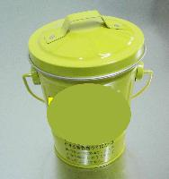 Tin Bucket for cigarette, cigarette cases