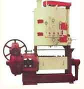 202A-3(with motor,steaming kettle): Oil Press