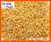 замороженная сладкая кукуруза
