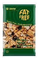 Rice Cracker--Mini Spicy