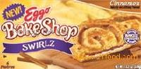 Eggo Bake Shop Swirlz Cinnamon