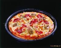 pizza and frozen dough