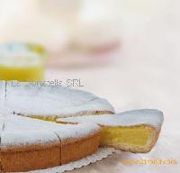 crostata limone