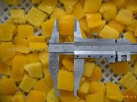 IQF YELLOW PEPPER DICES