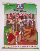 Mandarin duck layer biscuit