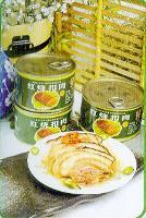 sliced stewed pork