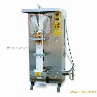Plastic Bag Filling Machine