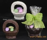 EGG BASKET - DARK CHOCOLATE