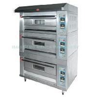 Deck Oven