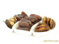 Dates Mixed With Nuts