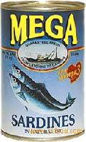 Sardines Mega Regular