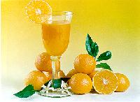 Clementine juice single strength