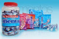 MENTOS candy