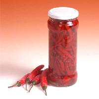 Canned Hot Chilli in water