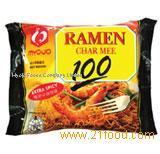 Myojo Ramen Char Mee, Dry