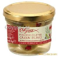 Odysea Pimento Stuffed Green Olives