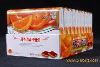 Tangerine Orange Chocolate