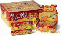 Oops Cheese Crackers