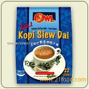 Owl 3 in 1 Kopi Siew Dai (less sugar)