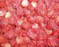 IQF strawberries whole