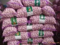PW -20kg mesh bag Garlic
