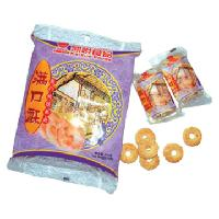 Chinese Local Cookie (Sesame Flavor)