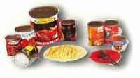 Canned Foods (Meat,Fruits in Syrup)