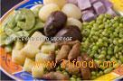 IQF FROZEN VEGETABLES