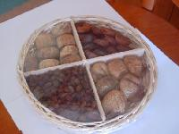 Organic Dried Fruits and Nuts