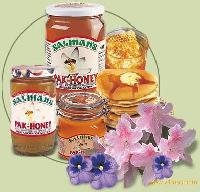 Пак мед, собранный с равнин